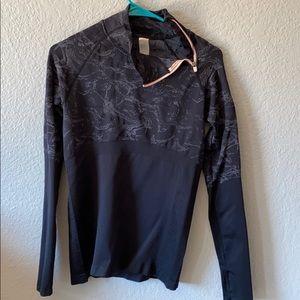 Fabletics half zip jacket